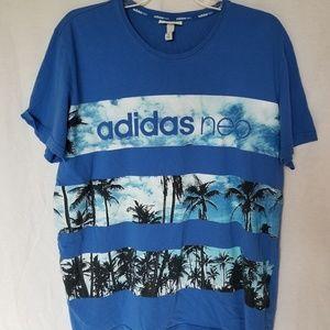 Adidas neo men's tee shirt size XL
